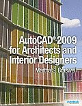 AutoCAD 2009 for Architects &amp; Interior Designers Cover