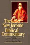 New Jerome Biblical Commentary, the (Paperback Reprint)
