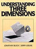 Understanding Three Dimensions