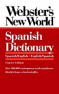 Websters New World Spanish Dictionary Concise