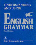 Understanding and Using English Grammar (Blue) (Without Answer Key), High-Intermediate-Advanced Cover