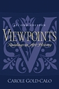 Viewpoints : Readings in Art History (2ND 01 Edition)