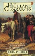 The Highland Clearances. John Prebble Cover