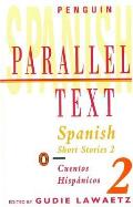 Spanish Short Stories 2: Parallel Text Cover