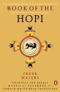 Book of the Hopi Cover
