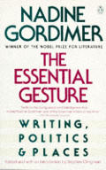 The essential gesture :writing, politics, and places