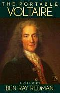 The Portable Voltaire Cover