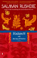 Haroun and the Sea of Stories Cover