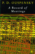 Record of Meetings
