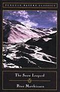 The Snow Leopard (Penguin Nature Classics) Cover