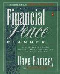 The Financial Peace Planner Cover