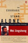 Courage To Stand Alone Letters From Pris