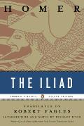 The Iliad Cover