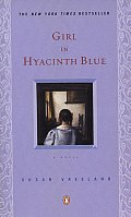 Girl in Hyacinth Blue