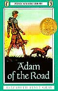 Adam of the Road (Puffin Newbery Library)