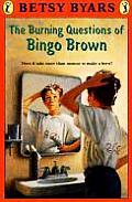 Burning Questions Of Bingo Brown