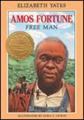 Amos Fortune Free Man Puffin Newbery Library