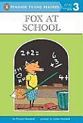 Fox at School: Level 3 (Puffin Easy-To-Read)