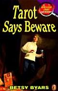 Tarot Says Beware: A Herculeah Jones Mystery (Herculeah Jones Mystery) Cover