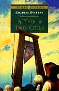 A Tale of Two Cities: Abridged Edition (Puffin Classics) Cover