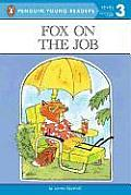 Fox on the Job: Level 3 (Puffin Easy-To-Read) Cover