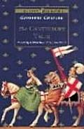 The Canterbury Tales (Puffin Classics) Cover