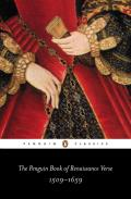 Penguin Book of Renaissance Verse 1509 1659