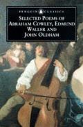 Selected Poems Of Abraham Cowley & John