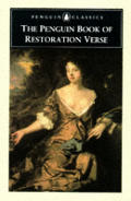 Penguin Book of Restoration Verse (97 Edition)