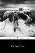 Three Gothic Novels The Castle of Otranto Vathek Frankenstein