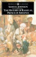 History Of Rasselas Prince Of Abissinia
