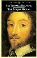 Major Works Sir Thomas Browne