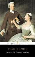 Clarissa: Or the History of a Young Lady (Penguin Classics) Cover