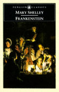 Frankenstein: Or the Modern Prometheus Cover
