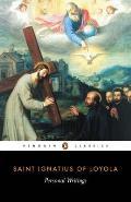 Personal Writings Saint Ignatius