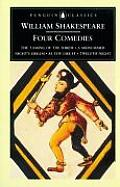 Four Comedies (Penguin Classics)