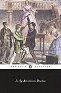 Early American Drama (97 Edition) Cover