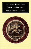 Pickwick Papers (72 Edition) Cover