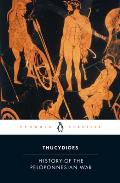 The History of the Peloponnesian War: Revised Edition (Penguin Classics)