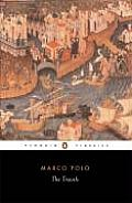 The Travels Marco Polo (Penguin Classics) Cover