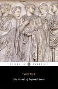 The Annals of Imperial Rome (Penguin Classics) Cover