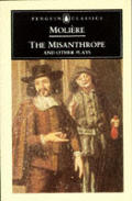 Misanthrope &amp; Other Plays Cover