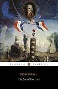 The Social Contract (Penguin Classics) Cover