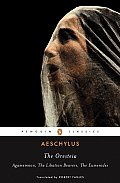 The Oresteia (Penguin Classics) Cover