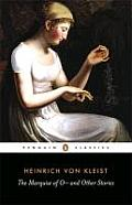 The Marquise of O and Other Stories (Penguin Classics) Cover