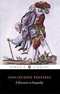 A Discourse on Inequality (Penguin Classics) Cover