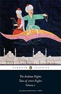 The Arabian Nights: Tales of 1001 Nights, Volume 01: Nights 1 to 294 (Penguin Classics) Cover