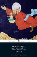 The Arabian Nights, Volume 2: Tales of 1,001 Nights Cover