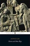Electra and Other Plays (Penguin Classics) Cover