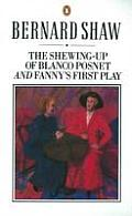 Shewing-Up of Blanco Posnet & Fanny's First Play